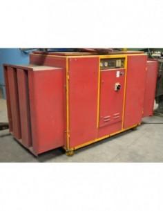 Compresor de tornillo usado KAESER BS 60