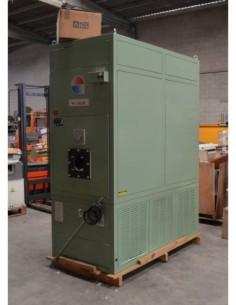 Calefactor Generador aire Caliente Nuevo WIND con Quemador