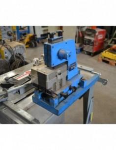 Prensa manual aluminio Technal perfopack 2701