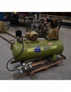 Compresor pistón ocasión PUSKA de 2CV