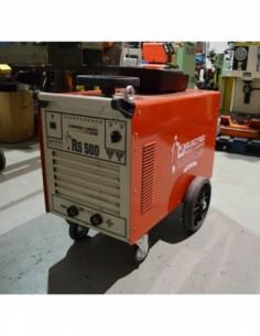 Equipo soldar electrodos Electrex RS500