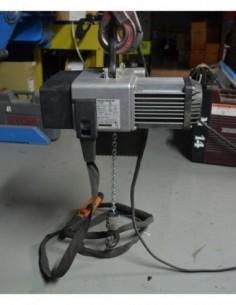 Polipasto cadena usado DEMAG DC-COM 80kg