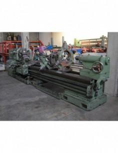 Torno paralelo MORANDO PN50 de 3.000mm e.p.