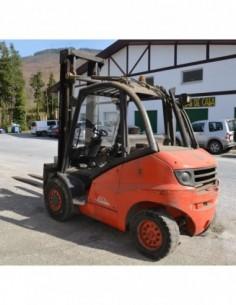 Carretilla diesel LINDE H45D - 4500kg