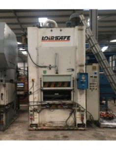 Prensa hidráulica doble montante LOIRE SAFE ESSM 150T