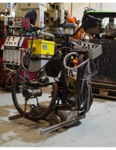 Carro motorizado sin raíles Gullco SAM GM-02
