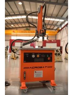 Roscadora hidráulica MEKART Arbocat M5-M24
