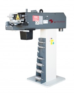 Lijadora / Entalladora de tubos PN 20-76