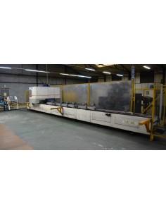 Centro mecanizado aluminio MECAL MC-302 Geos 3