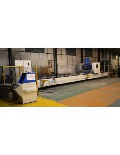 Centro mecanizado aluminio MECAL MC-302 Geos 5