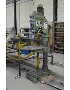 Máquinas varias del taller