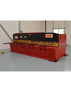 Cizalla hidráulica usada BLECKEN 4.100x6mm