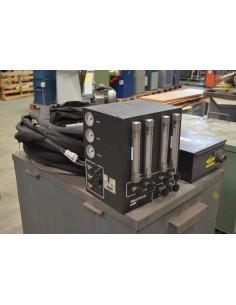 Consola gases manual Hypertherm con antorcha HD3070