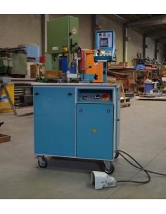 Curvadora varillas forja HEBO CNC SSB3