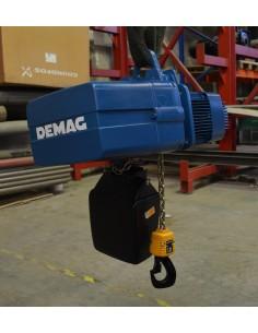 Polipasto eléctrico cadenas DEMAG 1T