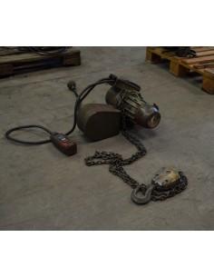 Polipasto eléctrico cadena STAHL 500kg 3m