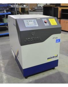Compresor tornillo usado JOSVAL MISTRAL 30B