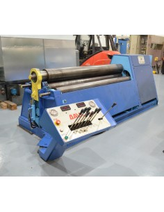 Cilindro hidráulico DAVI 2000x10mm
