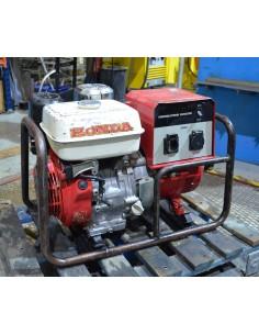 Generador eléctrico monofásico HONDA EG3000X