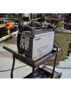 Maquina tig soldadura EWM Tetrix 230 AC/DC