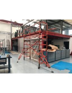 Andamio aluminio Genie Industries 6 metros