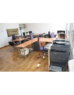 Conjunto mobiliario oficina técnica