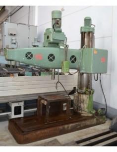 Taladro radial usado HMT 63/1400