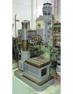 Taladro radial usado HERMANN KOLB