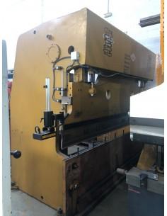 Plegadora hidráulica usada Ajial 3x100t