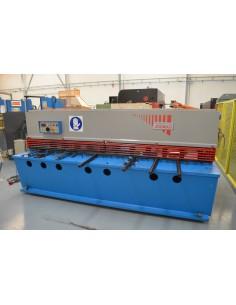 Cizalla hidráulica usada AXIAL 3100x6mm CP-630