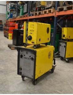 Maquina mig usada CEA MAXI 501 refrigerada