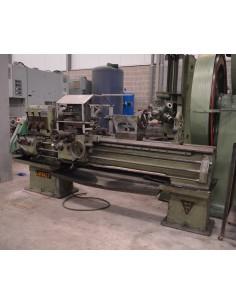 Torno usado Lafayete MF 1500 L - 1500mm e.p.