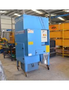 Filtro aspiración industrial SIDEROS ECO 4HC