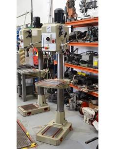 Taladro columna manual usado ERLO TS-25