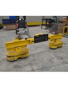Imán magnético Tecnomagnete MTE - 2500kg