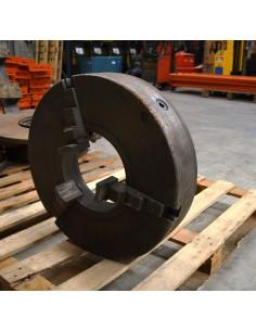 Plato torno 3 garras simétricas - d 600mm