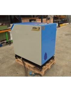 Compresor insonorizado doble pistón Josval Moncayo 2770