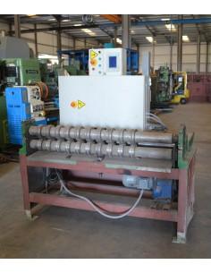 Bordonadora - Alimentadora con control Siemens