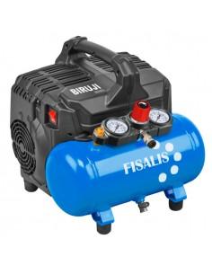 Compresor insonorizado Fisalis Biruji 1HP