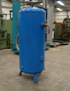 Deposito aire compresor 750L - 10Bar