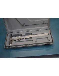 Lote 4 calibres pies de rey usados 150-200mm