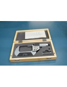 Micrómetro exterior digital MIB 50-75mm 0,001mm
