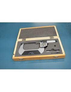 Micrómetro exterior digital MIB 75-100mm 0,001mm