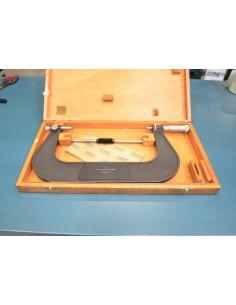 Micrómetro exterior analogico BORLETTI 200-250mm