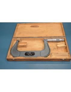 Micrómetro exterior analogico TESA(Swiss) 100-125mm
