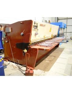 Cizalla hidráulica BRG 4100x5mm