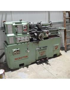 Torno usado Microtor D330 NP de 600mm e.p.