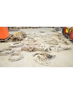 Lote cuerdas para obra y montajes