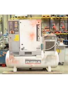 Compresor tornillo ocasión PUSKA READY RTA 15HP