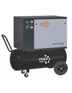 Compresor pistón insonorizado 3CV y calderín 90L